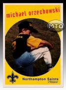 Custom Baseball Card