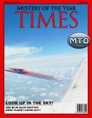 Custom Times Magazine Cover