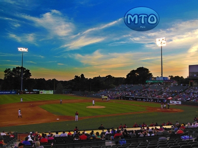 Take Me Out to the Ball Game Ballpark